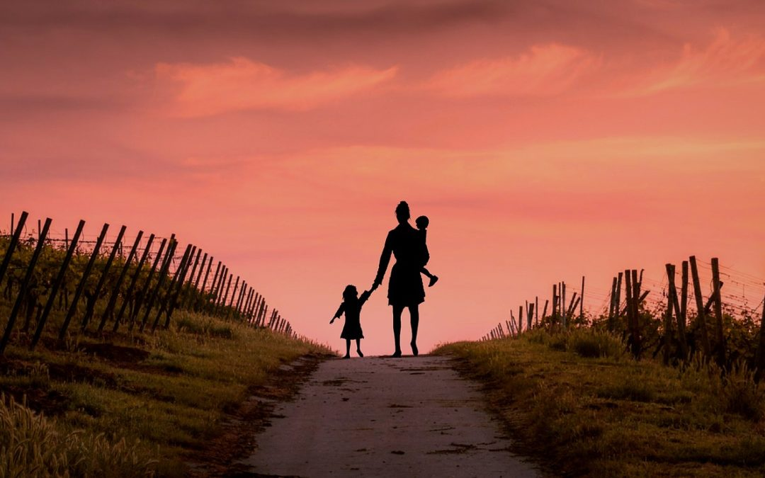 Managing my world as a single parent.